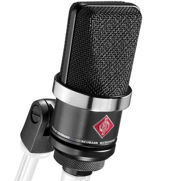 Neumann TLM 102 - profesjonalny, pojemnościowy mikrofon studyjny
