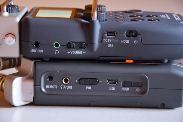 Zoom H5 vs Zoom H4n – Zestawienie cyfrowych rejestratorów