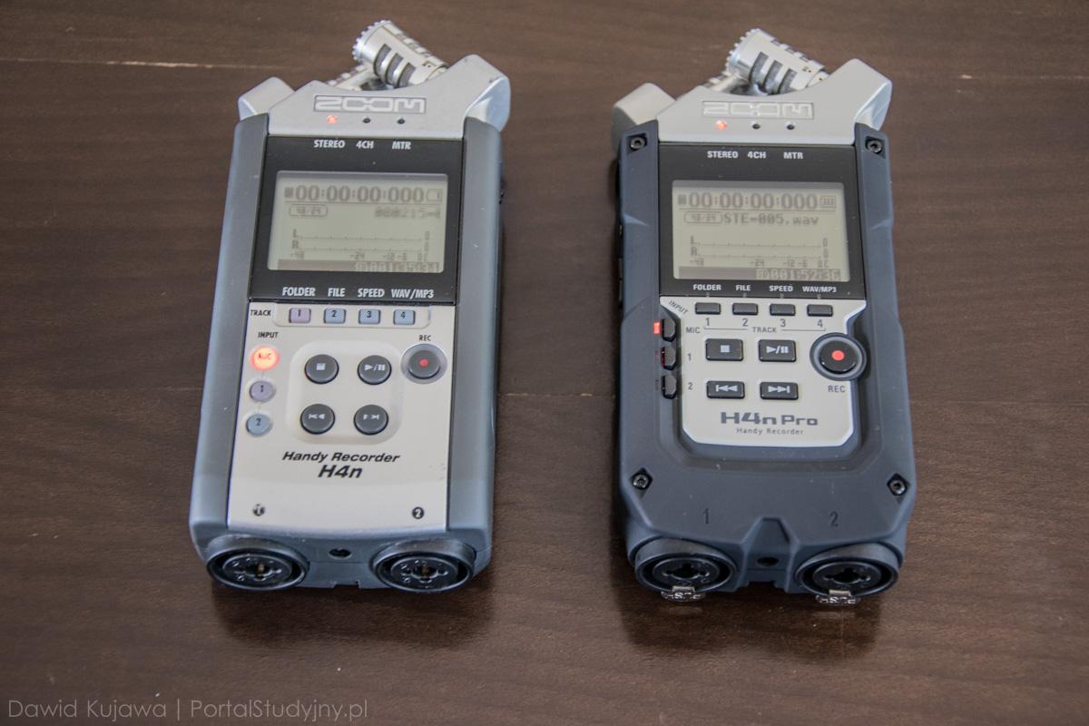 TEST] Zoom H4n vs Zoom H4n Pro – Test porównawczy dwóch