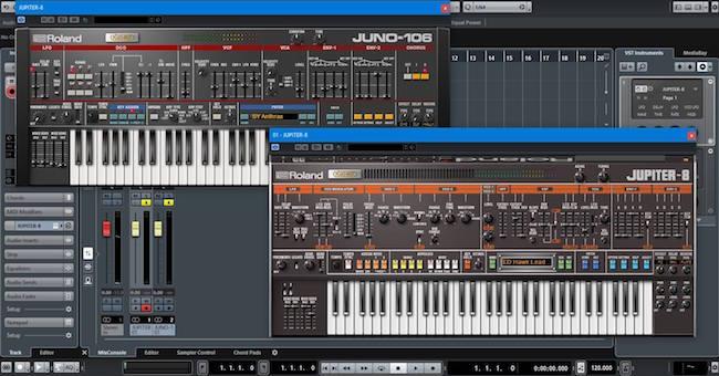 Nowe syntezatory w serwisie Roland Cloud | Portal Studyjny